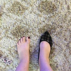 Coconuts low heel Flats 10 US Well Worn